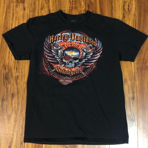 Harley-Davidson Other - Harley Davidson Maui Hawaii T-Shirt.
